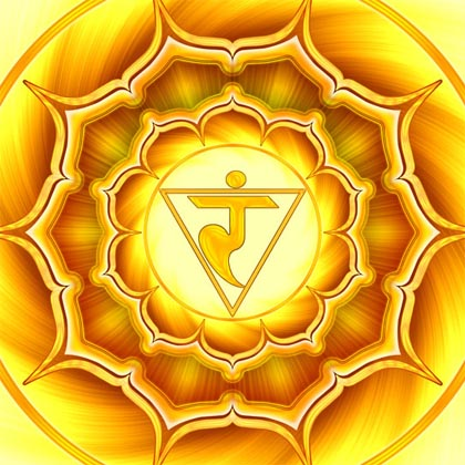 YELLOW: Your core power, inner-strength, gut intuition, courage – or fear…